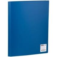 Папка с 10 вкладышами OfficeSpace, 8мм, 400мкм, синяя