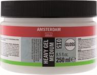 Медиум гель для акрила Royal Talens Amsterdam (015) Прочный Глянцевый 250мл