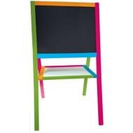 Доска-мольберт комбинированная ArtSpace, напольная, цветная