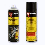 Антикоррозийная битумная мастика Kerry, аэрозоль, 650 мл