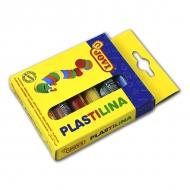 Пластилин JOVI для детского творчества, 6 цветов