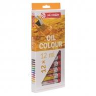 Набор масляных красок Art Creation Royal Talens в картонной упаковке, 12 цветов
