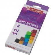 Набор мягкой сухой пастели для рисования Art Creation Royal Talens 12 цветов