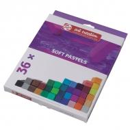 Набор сухой пастели для рисования Art Creation Royal Talens, 36 цветов