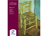Набор масляной пастели Royal Talens Van Gogh National Gallery 24 цвета в картонной упаковке