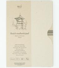 Альбом SM-LT Art Authentic Natural 100г/м2 A4 100листов в папке склейка по длинной стороне