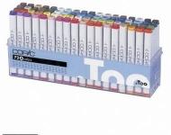 Набор маркеров Copic Classic A, 72 цвета