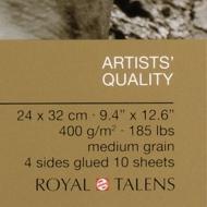 Альбом для рисования акрилом Rembrandt Royal Talens 400 г/м2, 10 листов, 24х32 см