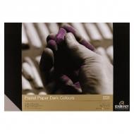 Альбом-склейка для пастели Rembrandt Royal Talens 160 г/м2, 30 темных листов 21х29,7 см
