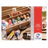 Альбом для акриловых красок Van Gogh Royal Talens, 370г, 10 листов, 30х40 см