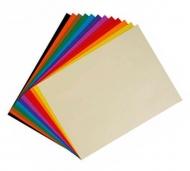 Бумага для пастели Еtival Сolor CLAIREFONTAINE, хлопок 30%, блок 25 л, 160 г/м2, 75*110 см