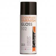 Покрывной лак-аэрозоль для масляных красок Gloss Cobra Royal Talens, глянцевый, 400 мл