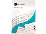 Альбом для каллиграфии Manuscript Creative Calligraphy 80г/м2 30х21.1см 50 листов