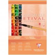 """Альбом для акварели Clairefontaine """"Etival"""", А3, 300г/м2, холод.пресс., склейка, 10 л."""