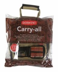 Сумка Derwent Carry All для 132 карандашей и аксессуаров 22*22*17см