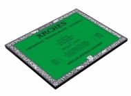 Блок для акварели Arches 300г/кв.м (хлопок) 31*41см 20 листов Фин, склейка