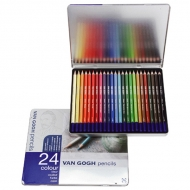 Набор цветных карандашей Royal Talens Van Gogh, 36 цветов