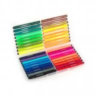 Набор фломастеров для рисования, кейс, 36 цветов