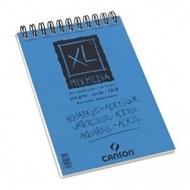 Альбом для смешанных техник Canson Xl Mix-Media 300г/кв.м 14.8*21см 15листов Среднее зерно