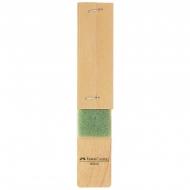 Блок Faber-Castell с наждачной бумагой для затачивания карандашей, 2 степени зернистости