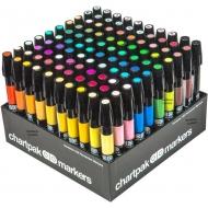 Набор художественных маркеров Chartpak Ad Markers, 100 шт