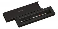 Шариковая ручка Tombow ZOOM 707 De Luхe, корпус хром, подарочная упаковка