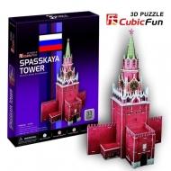 3D-пазл CubicFun Спасская башня (Россия)