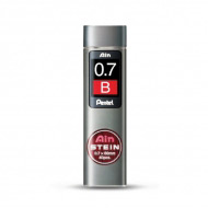 Грифели для автоматических карандашей Pentel Ain Stein 40 шт. 0.7 мм (HB B)