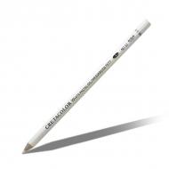 Масляный карандаш белый мел CRETACOLOR мягкий