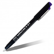 Ручка-линер Zig Kuretake Mangaka для рисования и письма, нак. 0,2мм, черный