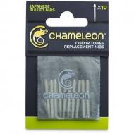 Набор перьев сменных Chameleon Bullet Tips, 10 шт