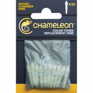 Набор перьев сменных для блендера Chameleon Mixing Nibs, 10 шт