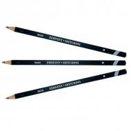 Набор чернографитных карандашей Derwent Sketching, НВ 2B 4В, 72 шт, в тубусе