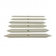 Растушевка художественная Сонет, набор 6 шт. разного диаметра