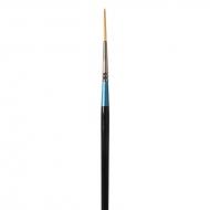 Кисть Daler Rowney Aquafine синтетика, Риггер, короткая ручка