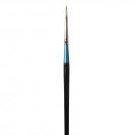 Кисть Daler Rowney Aquafine синтетика, круглая, короткая ручка