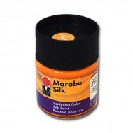 Краска для батика по хлопку и шелку Marabu Silk, 50 мл