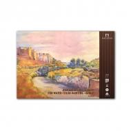 Планшет для акварели Лилия Холдинг «Бейрут», А3, 70% хлопка, 280 г/м2, 20 листов