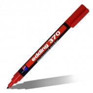 Маркеры универсальные перманентные EDDING 370 для разных поверхностей, 1 мм, цвета в ассортименте