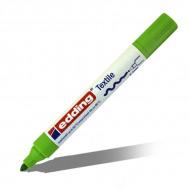 Маркеры перманентные для рисования по ткани Textile EDDING 4500, 2-3 мм, цвета в ассортименте
