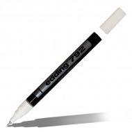 Маркеры перманентные лаковые EDDING 792 для росписи и маркировки, 0.8 мм, золотой/серебряный