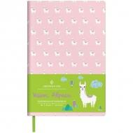 Ежедневник недатированный Greenwich Line Vision.Alpaca, формат B6, 136 л., обложка кожзам, тонированная бумага