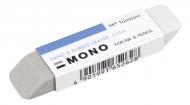 Ластик Tombow Mono Sand & Rubber для чернил, цветных и чернографитных карандашей