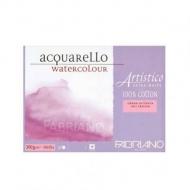 Склейка для акварели Artistico Fabriano 30,5х45,5 см, 300 г, 20л, горяч.прессования