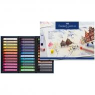 """Пастель Faber-Castell """"Soft pastels"""", 36 цветов"""