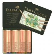 Набор пастельных карандашей Pitt Pastel Faber-Castell, 24 цвета