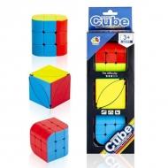 Набор головоломок Cube (в коробке 3 шт)