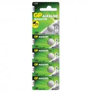 Батарейка GP LR54 (G10, V10GA, LR1130, 189, 189A) алкалиновая, BC10 (10шт. упаковка)