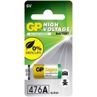 Батарейка GP 4LR44 (476AF, A544, V4034PX, PX28A) 6V алкалиновая, BC1 (1шт. упаковка)