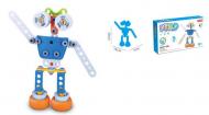 Транспортный конструктор Hanye «Робот»